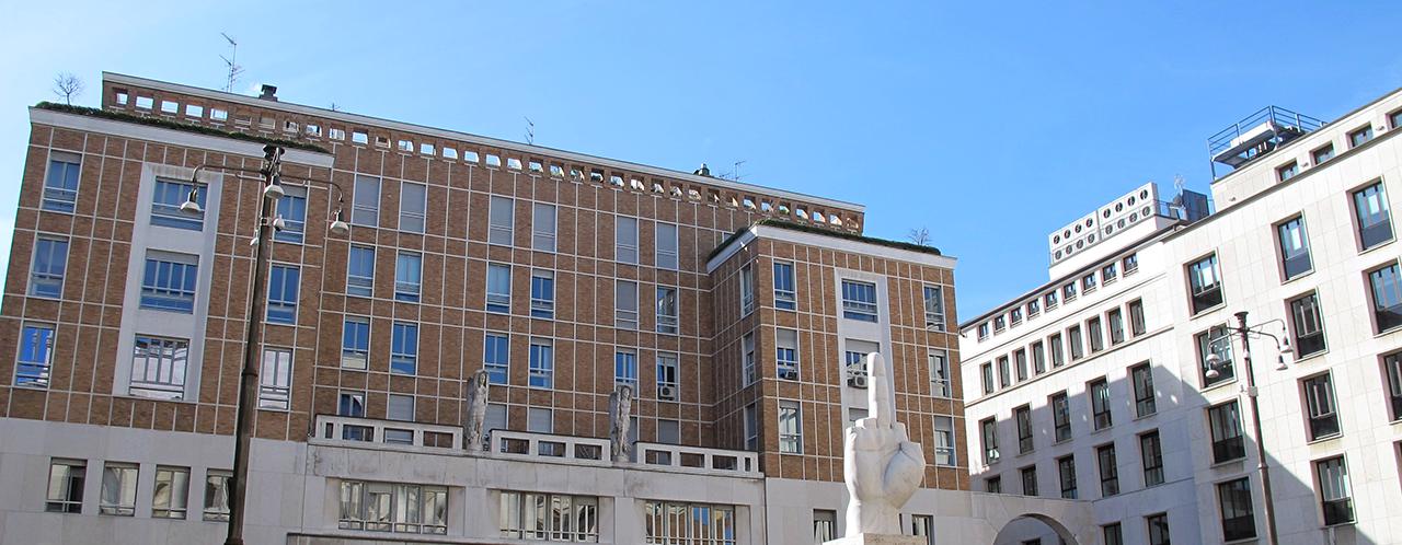 Condominio Piazza Affari