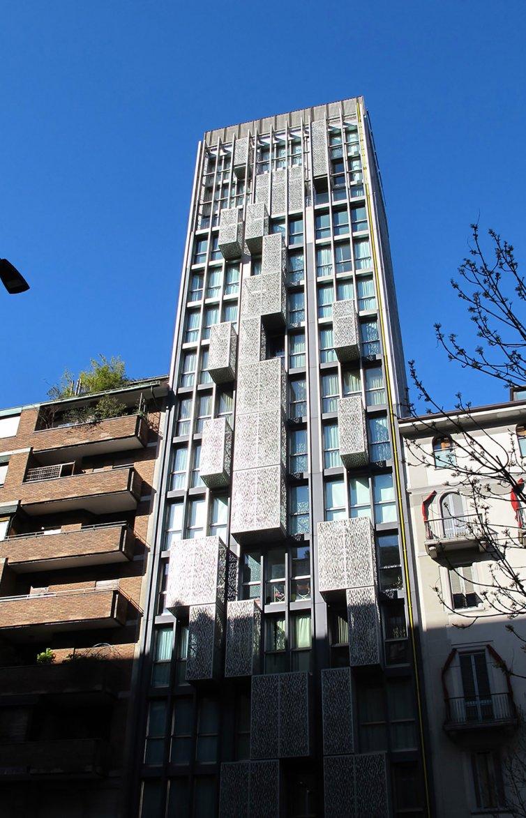 Condominio via Volturno, 33