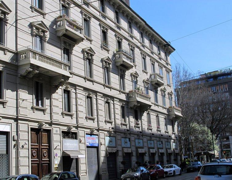 Condominio Porta Ludovica, 7