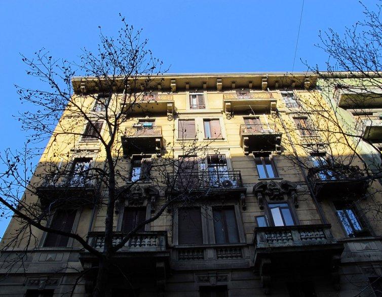 Condominio via Borsieri, 39